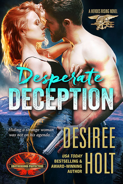 Two hot new romantic suspense books just for you!