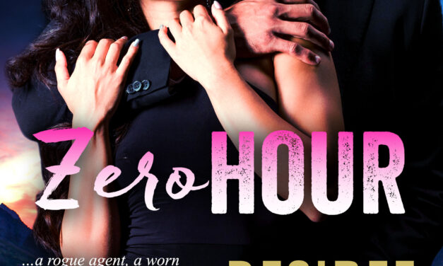 Getting closer to release day for those two hot new romantic suspense stories
